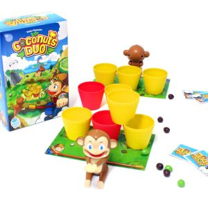 Coconuts Duo Board Game