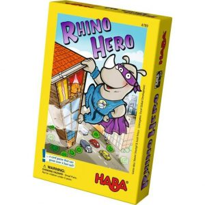 Rhino Hero Family Game